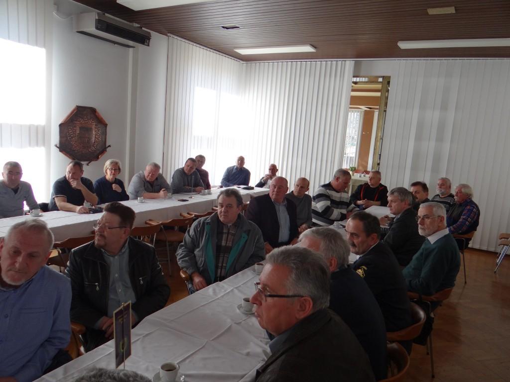 Skupščina PVD Sever Maribor