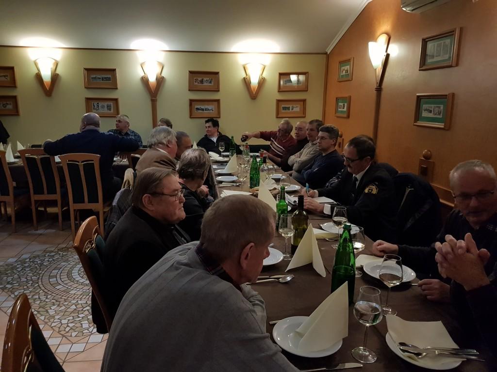 Sestanek odbora PP Maribor II
